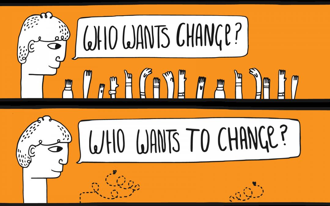 Warum Gewohnheitsmenschen den digitalen Wandel oft torpedieren