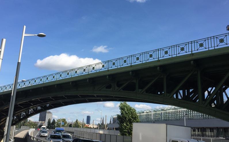 Brücke statt Mauer